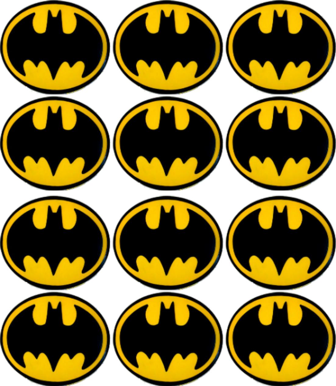 Edible Paper In Creatividades Batman