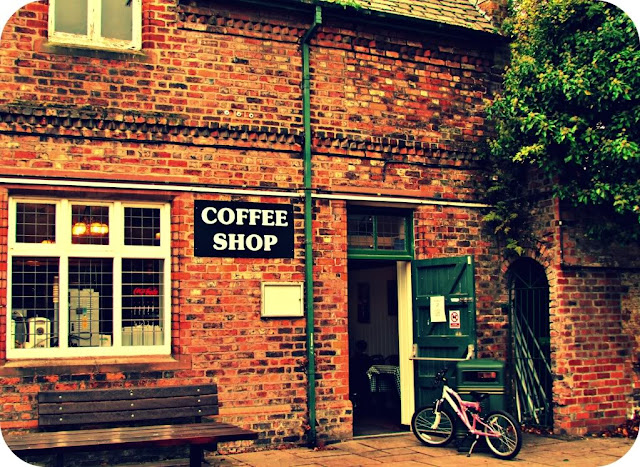 Walton Gardens coffee shop
