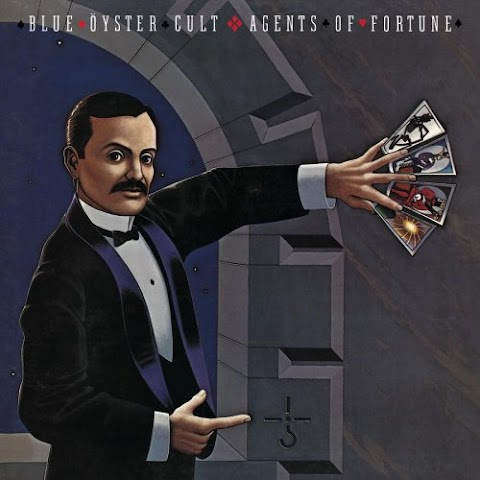 BLUE ÖYSTER CULT - AGENTS OF FORTUNE (1976)
