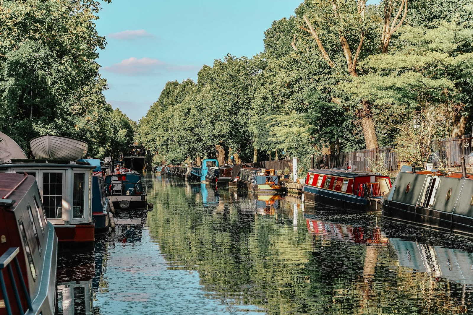 Little Venice London Travel Blog Photography