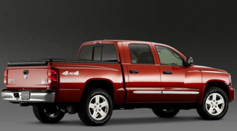 2017 Dodge Dakota Concept