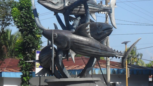 Tingkatkan Mutu Komoditas Eksport Ikan, DJPT Resmikan TPI Higienis di Bitung