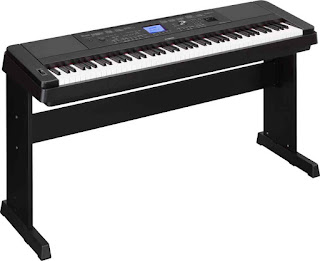 Elektronik dan Digital Piano