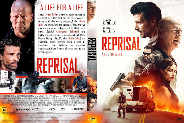 Reprisal DVD