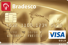 cartao bradesco gold