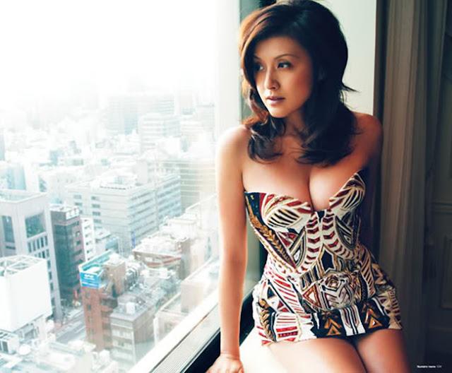 Hot girls Norika Fujiwara Miss Japan 1992 4