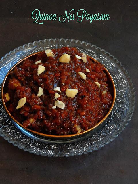 Quinoa Nei Payasam