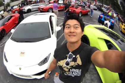 Bitcoin Membawa Berkah , Pria Ini Beli Lamborghini Dengan Bitcoin