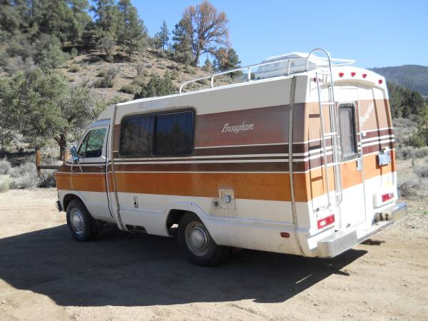 Used RVs 1979 Dodge Brougham Motorhome For Sale For Sale ...