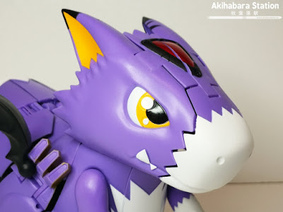 "Figuras: Review de ""Digivolving Spirits 05. Alphamon/Dorumon"" de Digimon Adventure - Tamashii Nations"