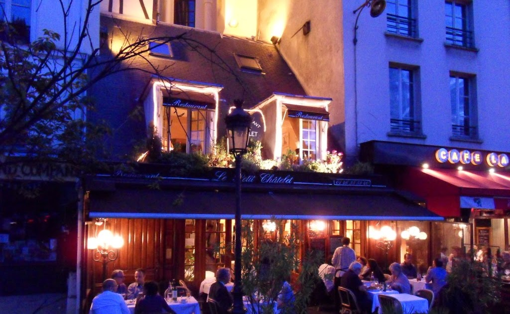 Restaurant Le Petit Chatelet Paris