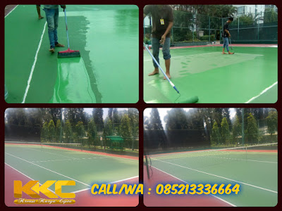 jasa-tukang-cat-lapangan-tenis-bergaransi