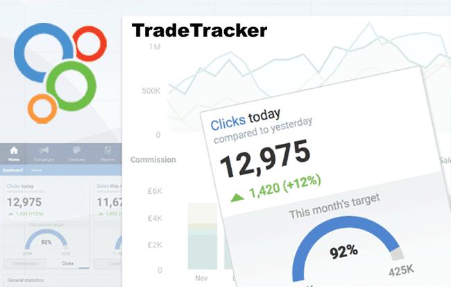 Trade Tracker Plataforma de Afiliacion