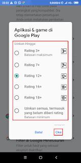 Cara Membuat Akun Google Untuk Anak Kecil