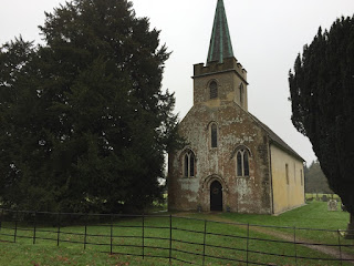 St. Nicholas Church in Steventon