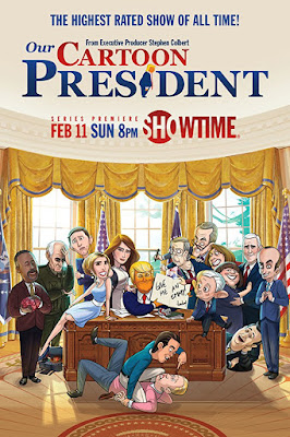 Our Cartoon President Showtime