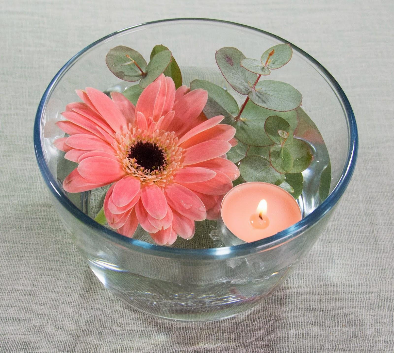 Imagenes de centros de mesa con flores naturales for Centros de mesa con plantas naturales