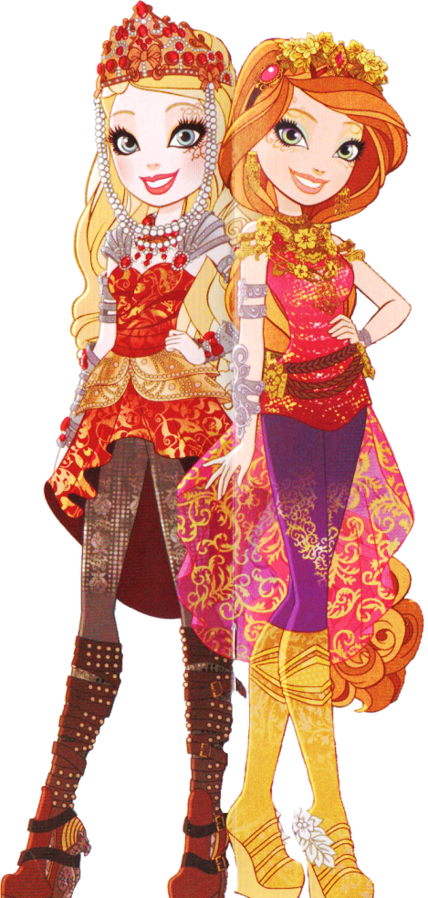Ever After High GALERIA Holly