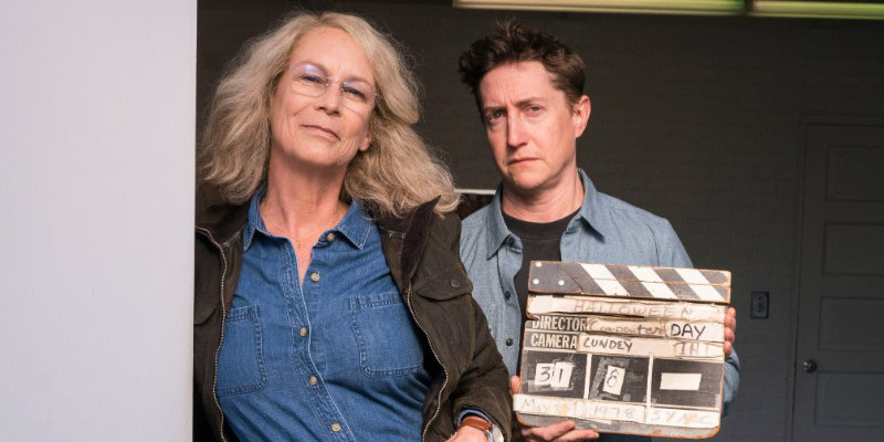 halloween jamie lee curtis david gordon green