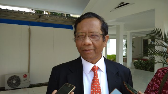 Mahfud MD: Reuni 212 Kental Nuansa Politis Tapi Biarin Saja