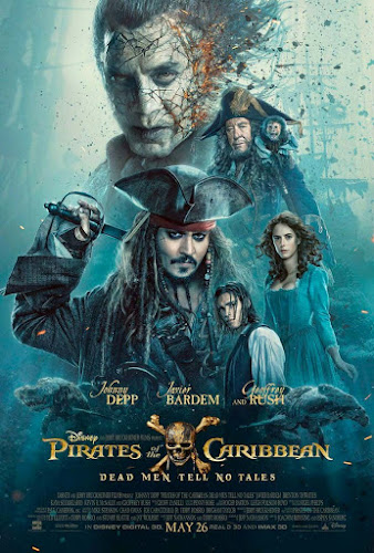 Pirates of the Caribbean: Dead Men Tell No Tales (BRRip 720p Dual Latino / Ingles) (2017)