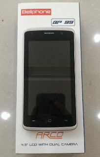 Firmware Bellphone BP99 Arco