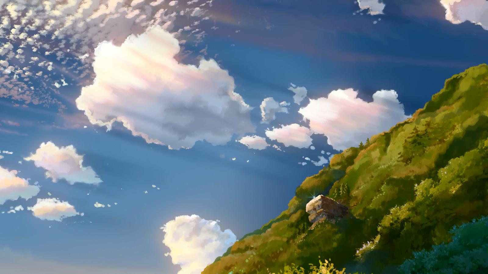 Sky (Anime Background)