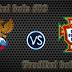 Prediksi Akurat Rusia vs Portugal 21 Juni 2017