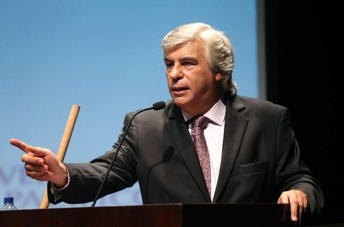Fernando Olivera quiere volver a postular a la presidencia en el 2021