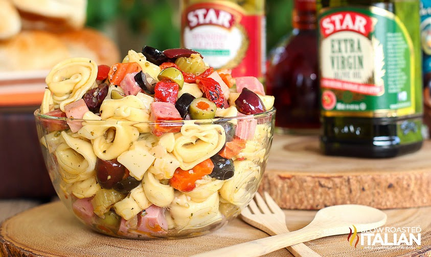http://theslowroasteditalian-printablerecipe.blogspot.com/2014/07/muffaletta-tortellini-salad.html