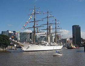 kapal layar A-Class