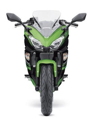 Spesifikasi Kawasaki Ninja 650 2017
