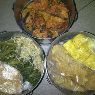 Catering Harian Rantangan