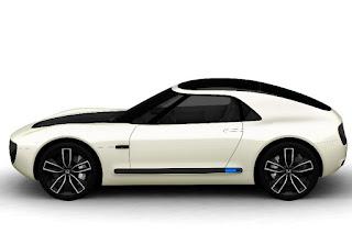 Honda Sports EV Concept (2017) Side