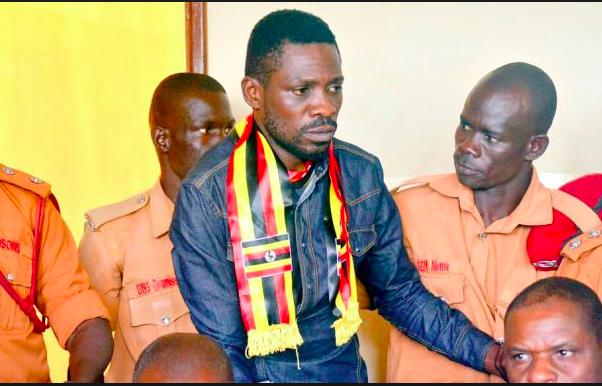 In Uganda, singer and deputy Bobi Wine released on bail