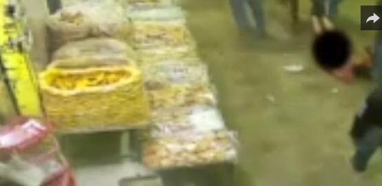 اقتحام عدد من البلطجية مدججين بالأسلحة لمنطقة بصفط اللبن بالجيزة