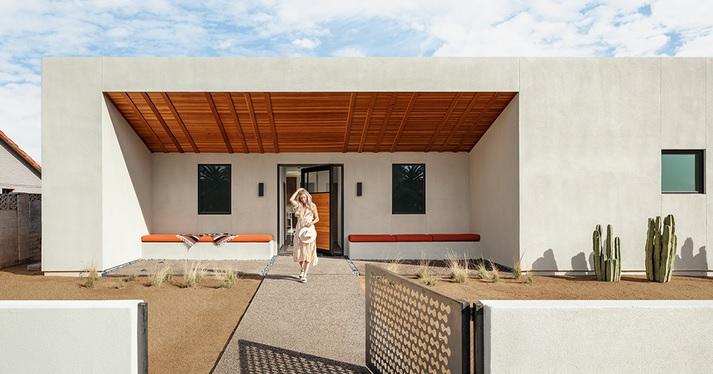 101 Foto Desain Rumah Kecil Bagian Belakang Terbaik Download