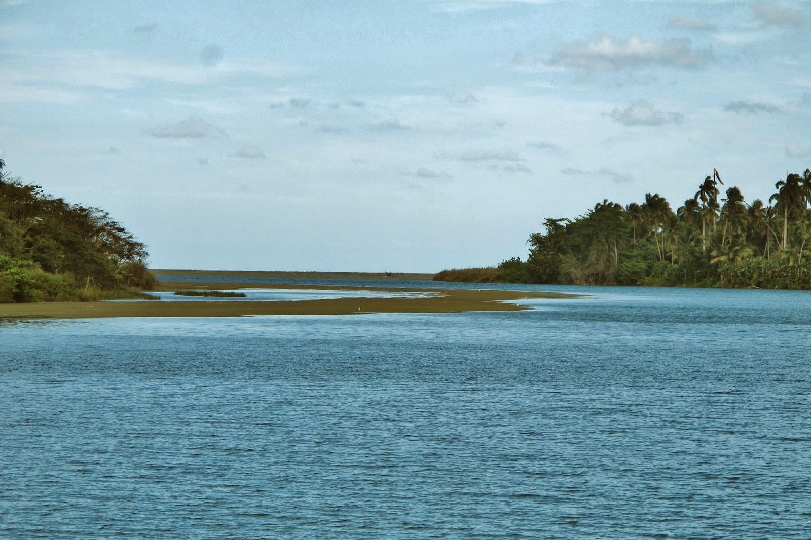 Boca do Miel, próximo à Playa Maguana
