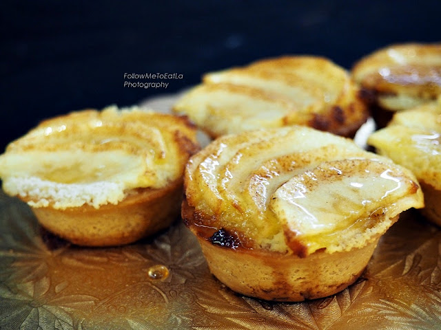 Oven Fresh Jazz Apple Frangipane Tarts
