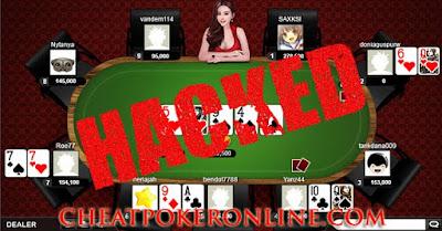 Hack Bandar Poker dengan aplikasi paling mutakhir dan sistem terbaru tahun ini!!