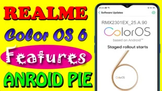 Color OS 6 features : Launch date, Review & Realme Devices