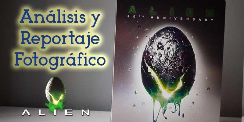 3709c571e58c Cine en Casa] Análisis y Reportaje Fotográfico Steelbook 40 ...