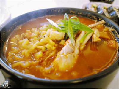 Jjampong Seafood Ramyun