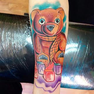 foto 3 de mejores tatuadores de chile 2015