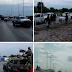 """Comando armado no da """"tregua en Reynosa""""  se topan con Estatales y se arman a balazos les arman operativo por tierra y aire"""
