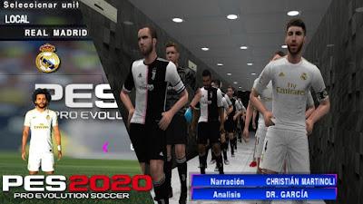 PES 2019 Lite Updated Season 2019/2020