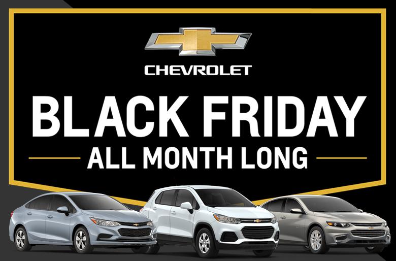 Black Friday Savings At Phillips Chevrolet Phillips