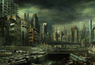 The Savage AfterWorld: Post-Apocalyptic Ruined City Map Generator
