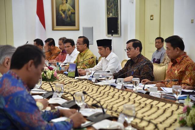 Jokowi Minta Semua Pihak Siap Terapkan Online Single Submission