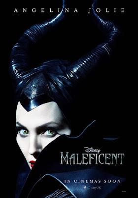 Primul poster oficial pentru filmul Maleficent